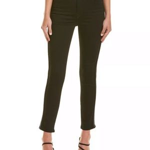 Hudson Jeans Holly Black  Luxe High Rise